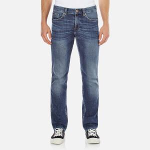 BOSS Green Men's C-Delaware Denim Jeans - Medium Blue