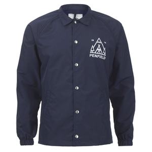 Penfield Men's Howard Coach Jacket - Navy