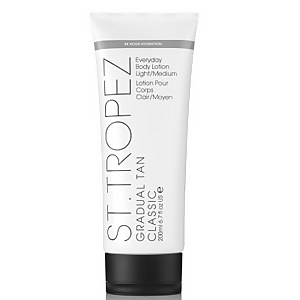 St.Tropez Gradual Tan Body Lotion Light/Medium 200ml