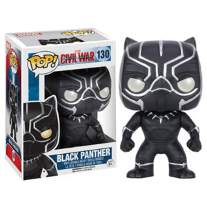 Figurine Pop! Marvel Captain America Civil War Black Panther