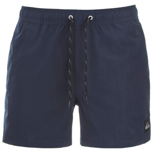 Quiksilver Men's Volley Swim Shorts - Navy Blazer