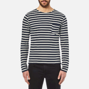 A.P.C. Men's Mariniere Etienne T-Shirt - Dark Navy