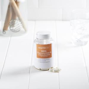 MSM, Glucosamine and Chondroitin Capsules