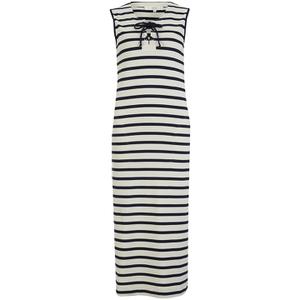 Vanessa Bruno Athe Women's Ellora Stripe Dress - Ecru/Marine