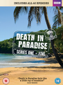 Death In Paradise - Series 1-5