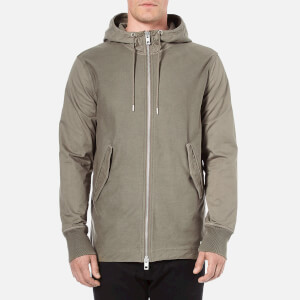 BOSS Orange Men's Zoot Long Hoodie - Khaki
