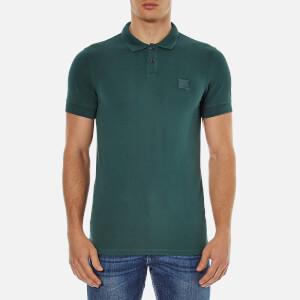 BOSS Orange Men's Pascha Polo Shirt - Green