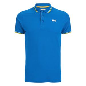 Polo Crosshatch Downtalk - Hombre - Azul