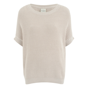 Selected Femme Women's Flora Jumper - Silver Peony