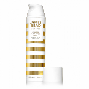 Mascarilla corporal de autobronceado Express Glow Mask Body de James Read 200 ml