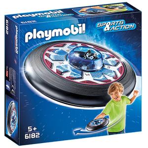 Extraterrestre avec soucoupe volante -Playmobil (6182)