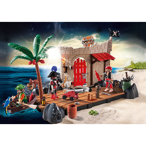 SuperSet Ilôt des pirates -Playmobil (6146)