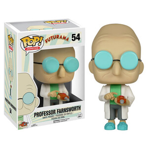 Futurama Professor Farnsworth Funko Pop! Figur