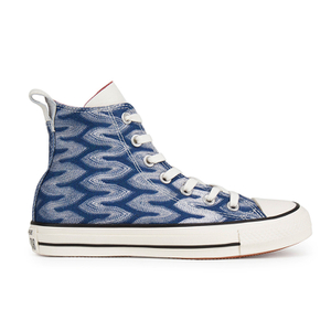 Converse x Missoni Women's Chuck Taylor All Star Hi-Top Trainers - Egret/White