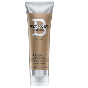 Shampoo Bed Head for Men Wise Up Scalp da TIGI (250 ml)