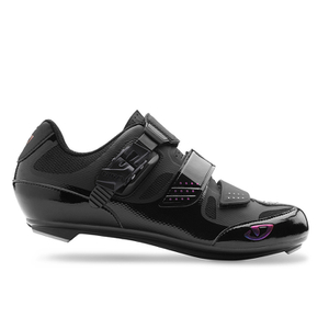 Giro Solara II Women's Road Cycling Shoes - Black