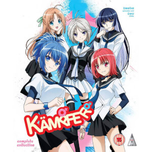 Kampfer Series & OVA Collector's Edition