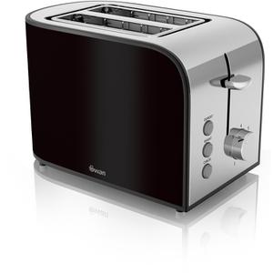 Swan ST17020BLKN 2 Slice Toaster - Black