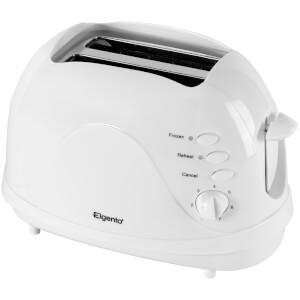 Elgento E20012 2 Slice Toaster - White