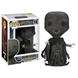 HARRY POTTER - DISSENNATORE POP! VINYL