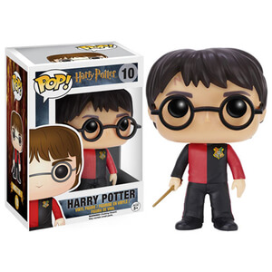 HARRY POTTER - HARRY POTTER VERSIONE TORNEO TREMAGHI POP! VINYL