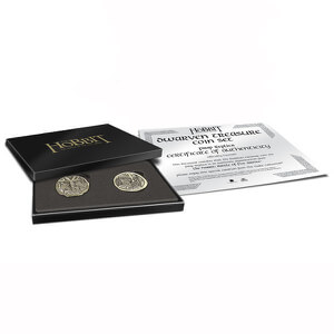 Noble Collection Dwarven Coin Set