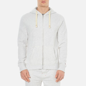 Tommy Hilfiger Men's Sinne Zip Through Hoody - Grey