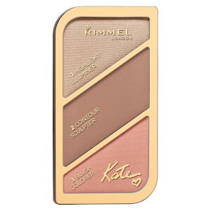 Rimmel Kate Sculpting Highlighter Palette (18,5g) - 002