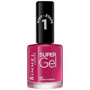 Rimmel Super Gel Nail Polish (12ml) - Urban Purple