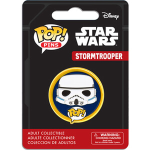Badge Pop! Pin Stormtrooper Star Wars