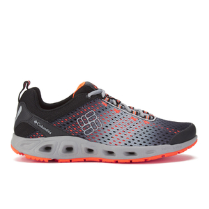 Columbia Men's Drainmaker III Trainers - Black/Columbia Grey
