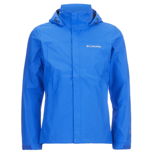 Columbia Men's Mission Air II Jacket - Hyper Blue