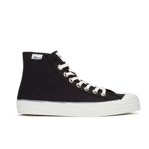 Novesta Men's Star Dribble Trainers - Black