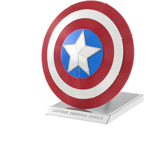Marvel Avengers Captain Shield Metal Earth Construction Kit