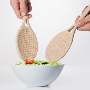 Tennis Salad Servers