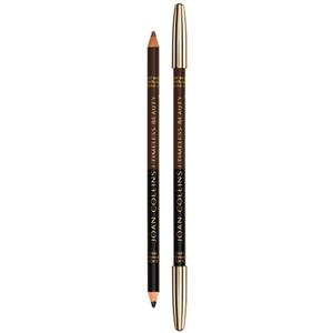 Joan Collins Eyebrow Pencil Duo - Black