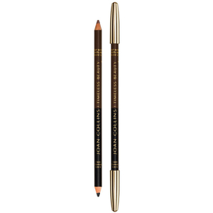 Joan Collins Eyebrow Pencil Duo - Charcoal