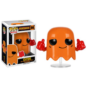Pac-Man Clyde Figurine Funko Pop!