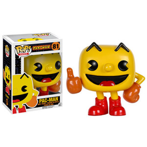 Pac-Man Funko Pop! Figur