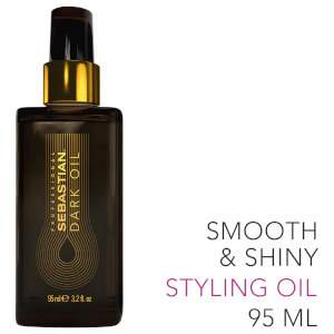 Sebastian Professional Dark Oil Styling Oil (95ml)