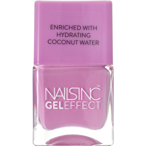 nails inc. Esmalte de Uñas Soho Gardens de Coconut Bright 14 ml