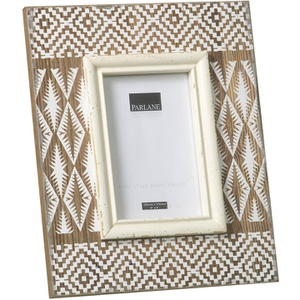 Parlane Zulu Wooden Photo Frame - Brown (280mm x 280mm)