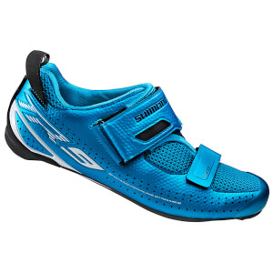 Shimano TR9 SPD-SL Cycling Shoes - Blue