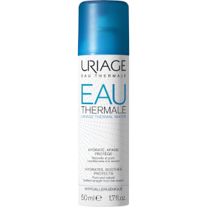 Uriage Eau Thermale Pure 温泉水 (50ml)