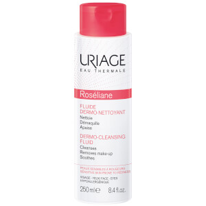 Uriage Roséliane Anti-Redness Dermo-Cleansing Fluid (250¨ml)