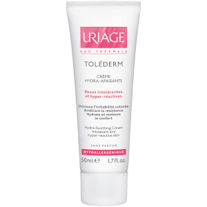 Uriage Toléderm Hydra-Soothing Cream for Sensitive/Intollerant Skin (50 ml)