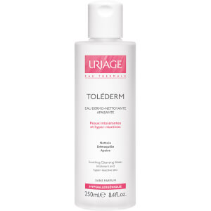 Uriage Toléderm Soothing Cleansing Water for Sensitive/Intolerant Skin (250ml)