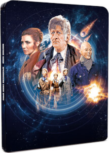Doctor Who - Spearhead from Space - Zavvi Exclusive Limited Edition Steelbook (UK EDITION)