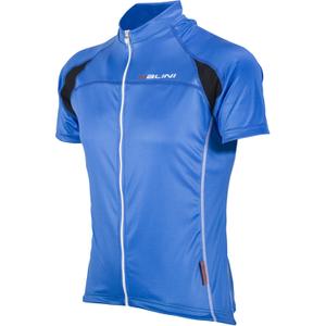 Nalini Karma Ti Short Sleeve Jersey - Blue