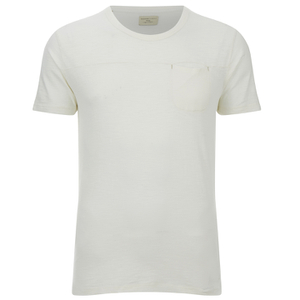 Selected Homme Men's Marius T-Shirt - Marshmallow